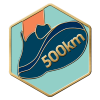 500km Stepped
