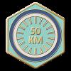 50km Ridden