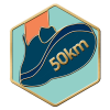 50km Stepped