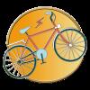 Linda was given a zero-emissions electric bike
