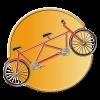 Linda was given a tandem bike upgrade